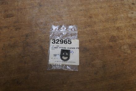 Brake Pedal Clevis Pin Retainer,32965,New